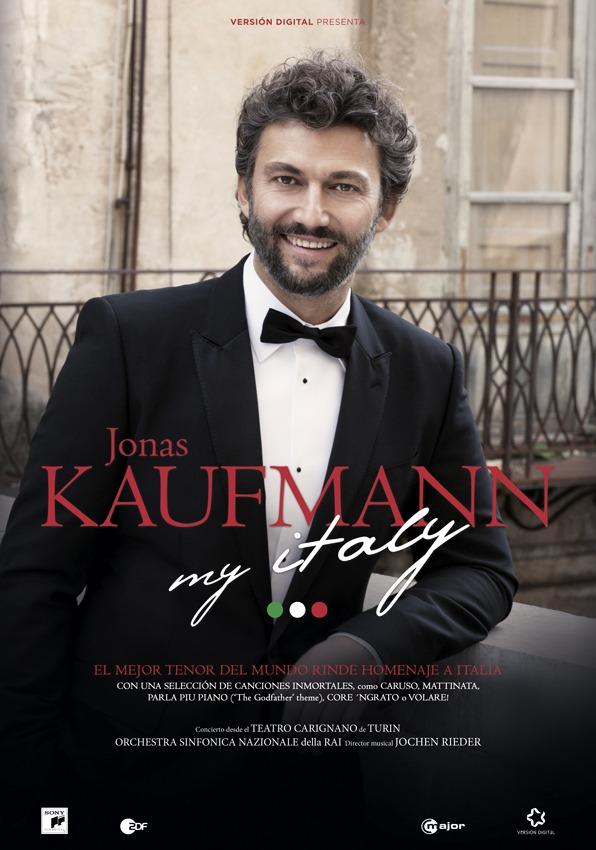 Viatge a Itàlia amb Jonas Kaufmann (25 de febrer)