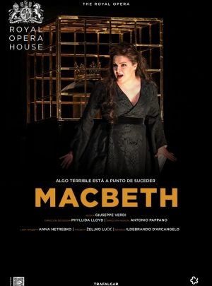 Macbeth Royal Opera House al Prado