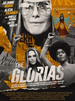 The Glorias. 4 de març-19 h