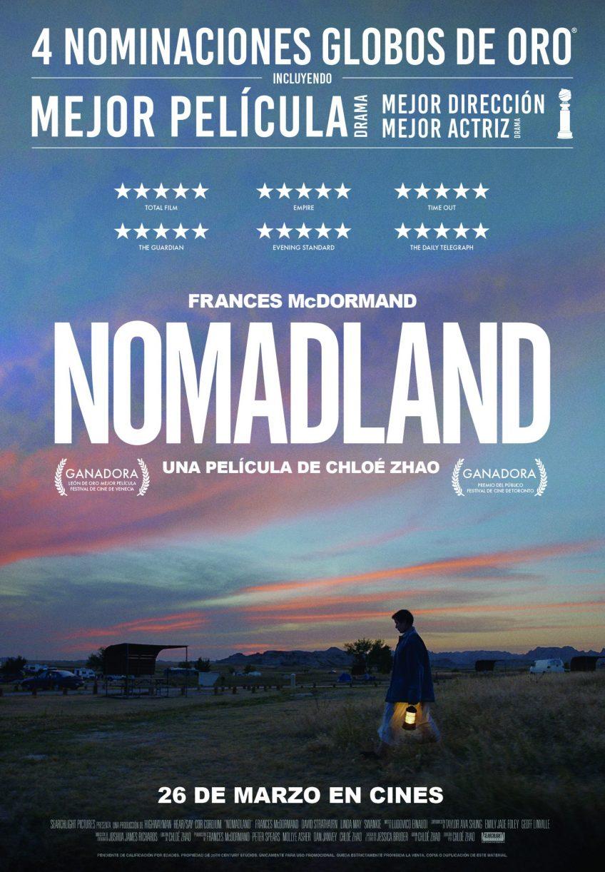 Nomadland (Estrena 26 de març)