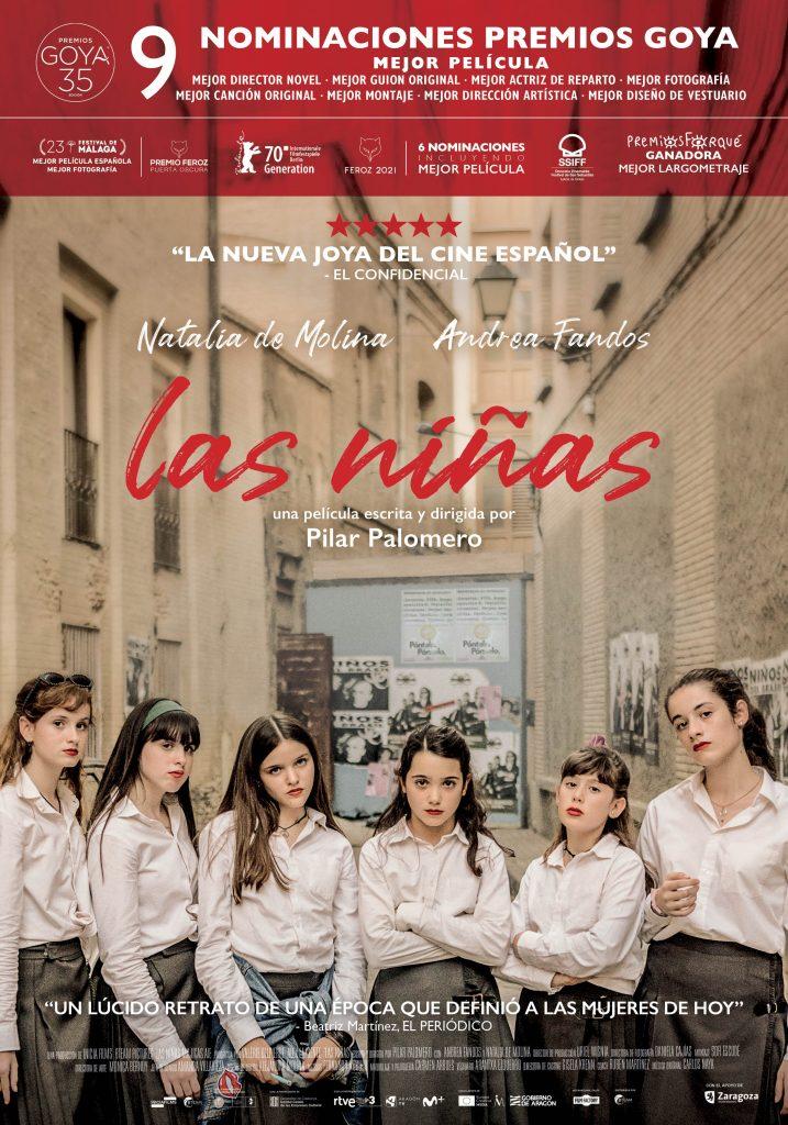 Las Niñas tornen al Cinema Prado