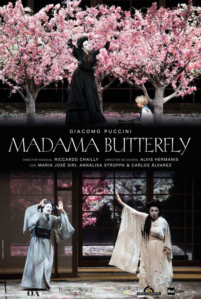 Madama Butterfly del Teatro Alla Scala