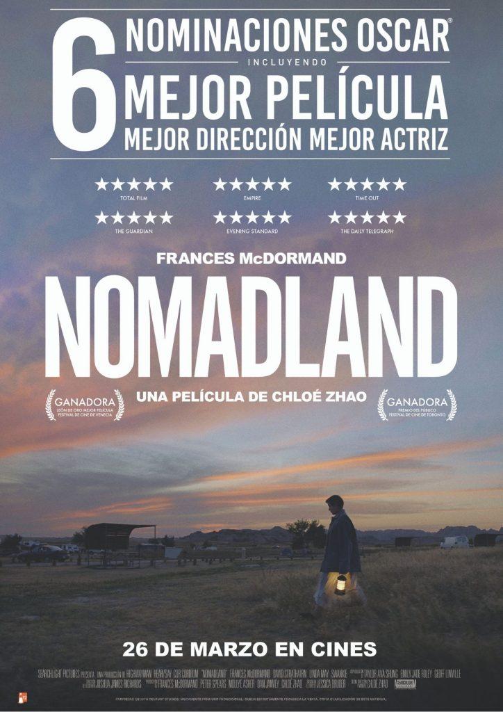 La premiada Nomadland arriba a Sitges