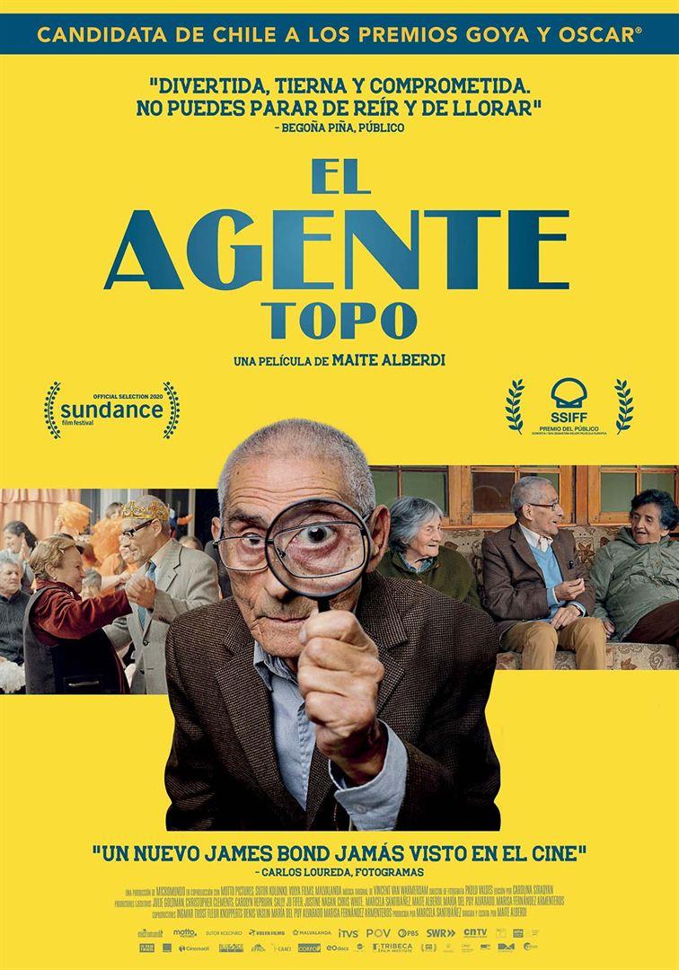 EL AGENTE TOPO arriba al Cinema Prado