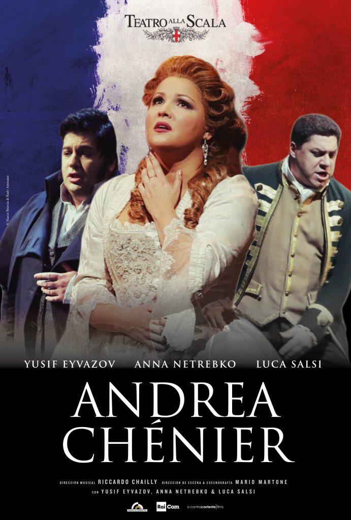 Andrea Chénier arriba a Cineclub Sitges