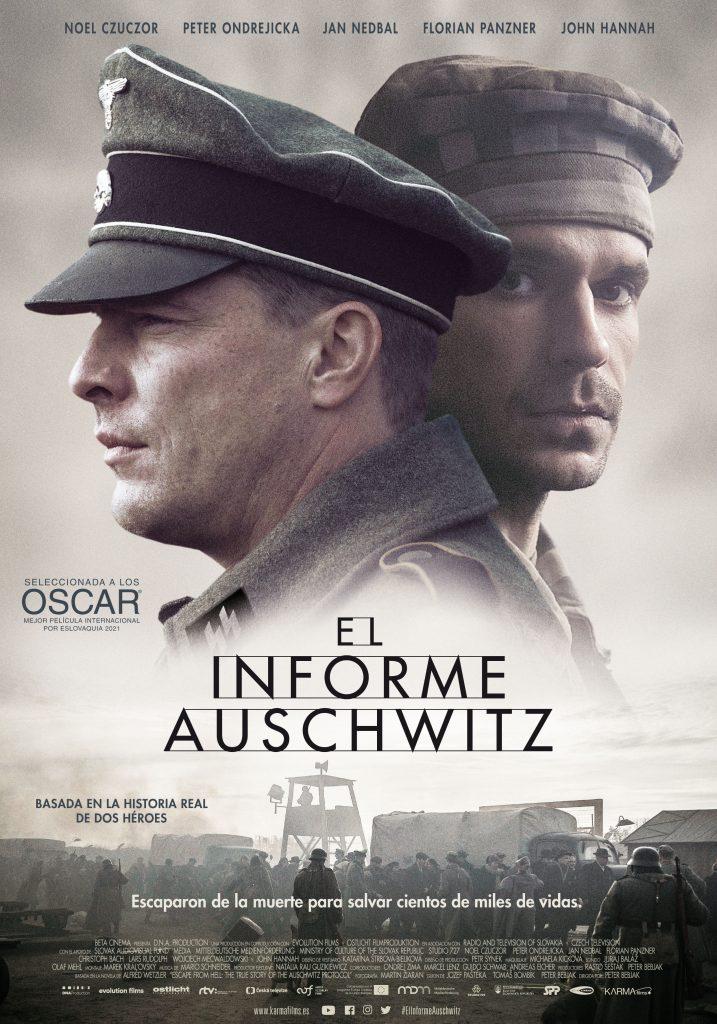 El Informe Auschwitz arriba a Sitges