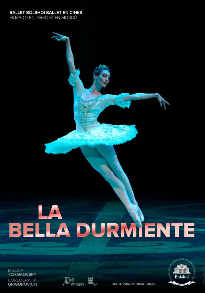 La Bella Durmiente del Bolshoi Ballet