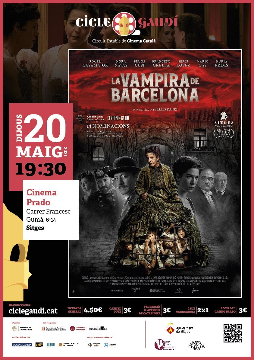 La Vampira de Barcelona (Cicle Gaudí)