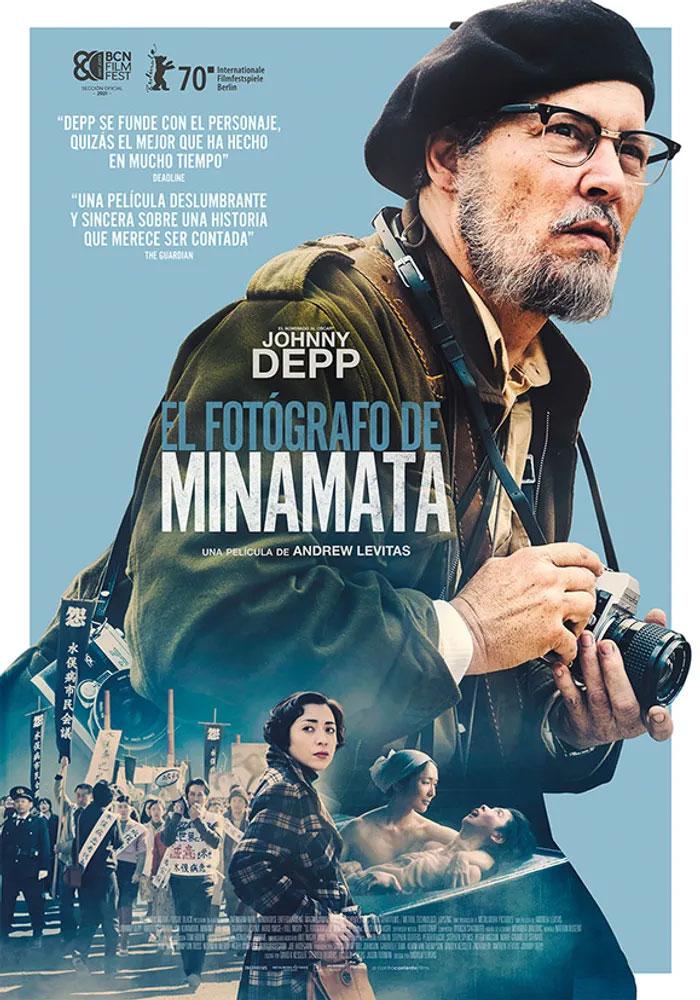 El Fotógrafo de Minamata al Cineclub