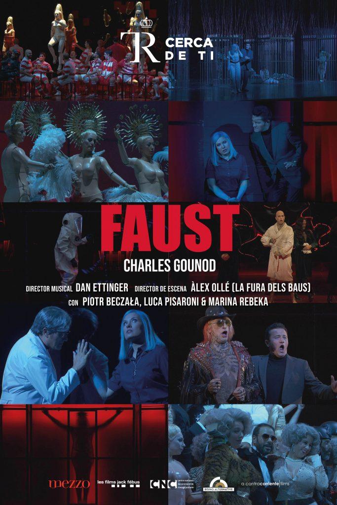 Faust del Teatro Real al Prado