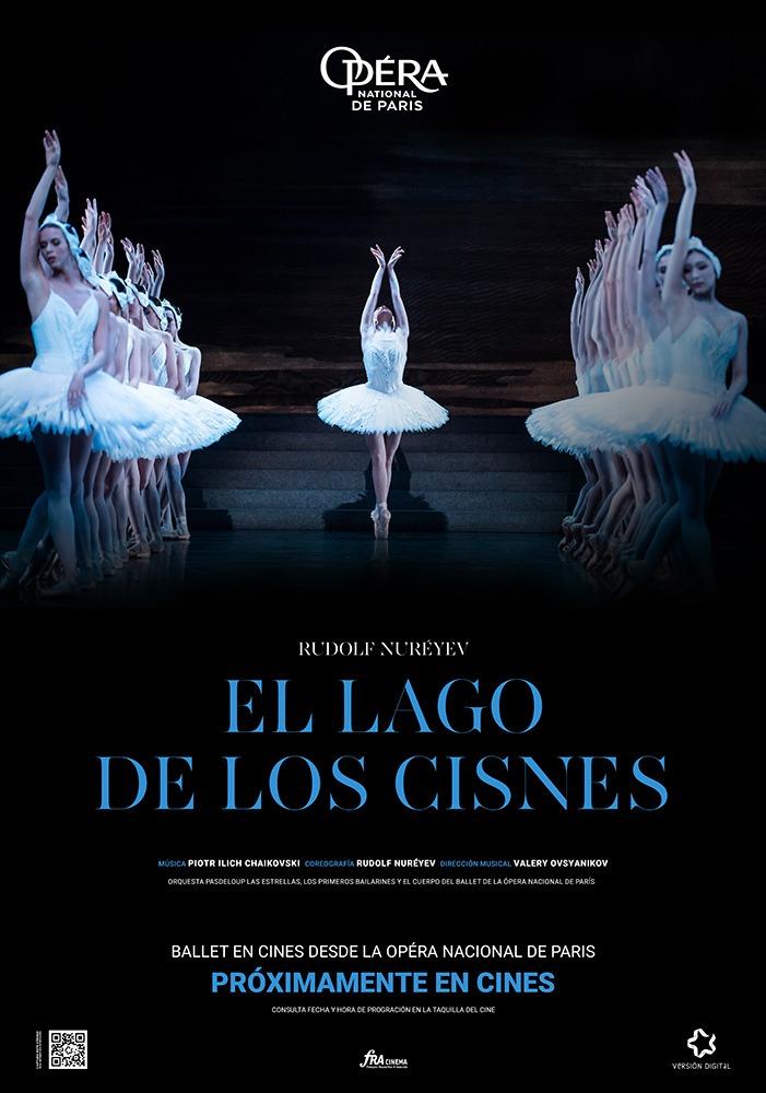 El Lago de los Cisnes al Prado