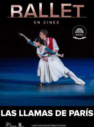 LAS LLAMAS DE PARIS del Ballet Bolshoi