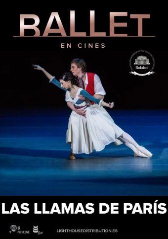LAS LLAMAS DE PARIS del Ballet Bolshoi arriba al Cinema Prado Sitges (Entrades ja a la venda)