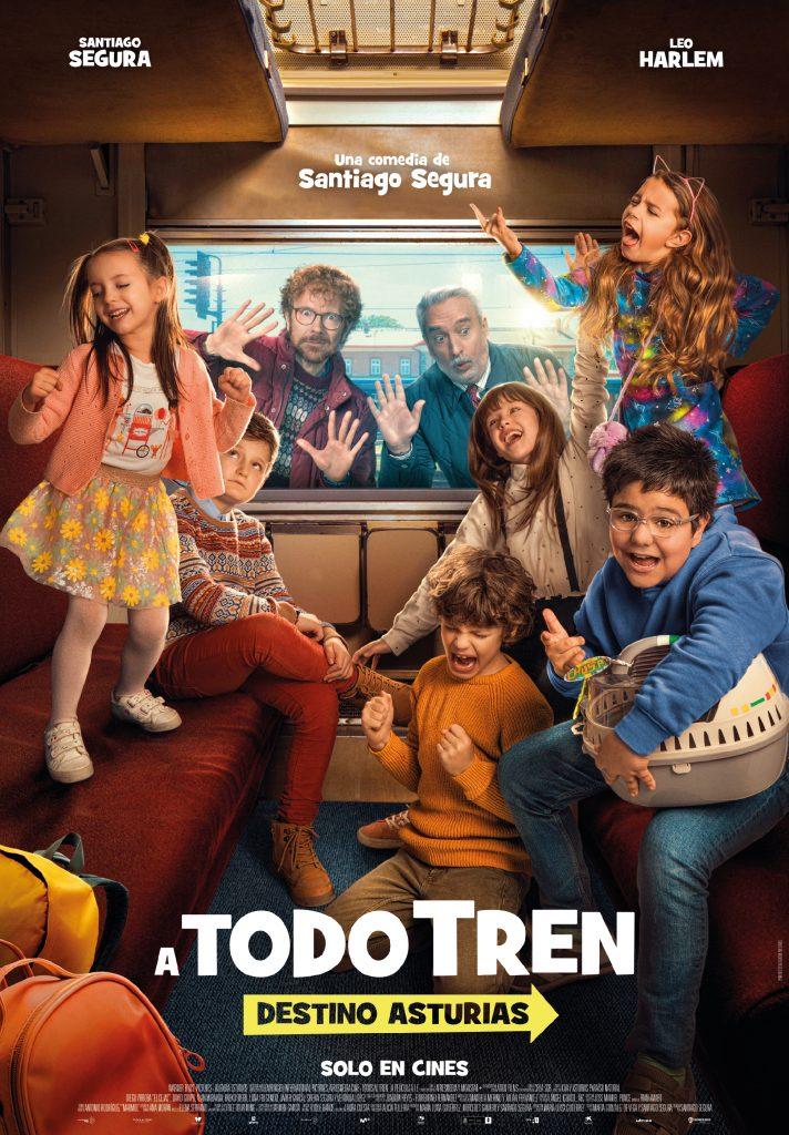 Cinema Prado Sitges presenta A todo tren