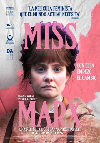 MISS MARX arriba al Cinema Prado Sitges