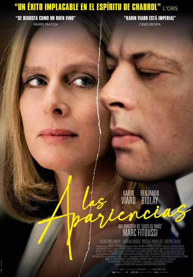 Las Apariencias arriba al Cinema Prado