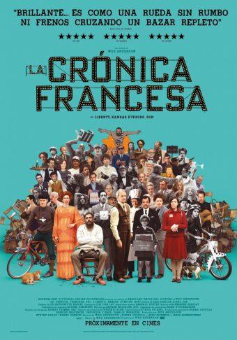 La Crónica Francesa de Wes Anderson arriba al Cinema Prado